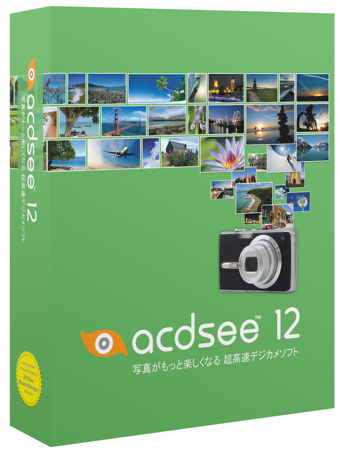 Название ACDSee Photo Manager 12.0 Build 344 Russian RePack by