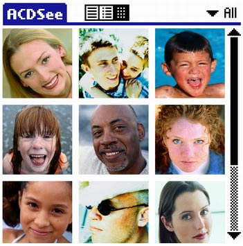 ACDSee Mobile for Palm OS®