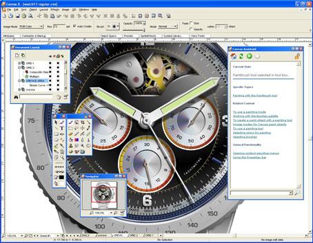 Canvas Illustration Software