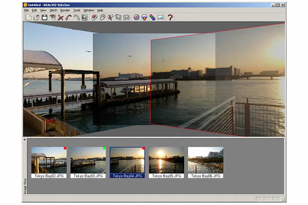 Create panoramas for print, web, film and 3D. This plug-in for ACDSee by REALVIZ