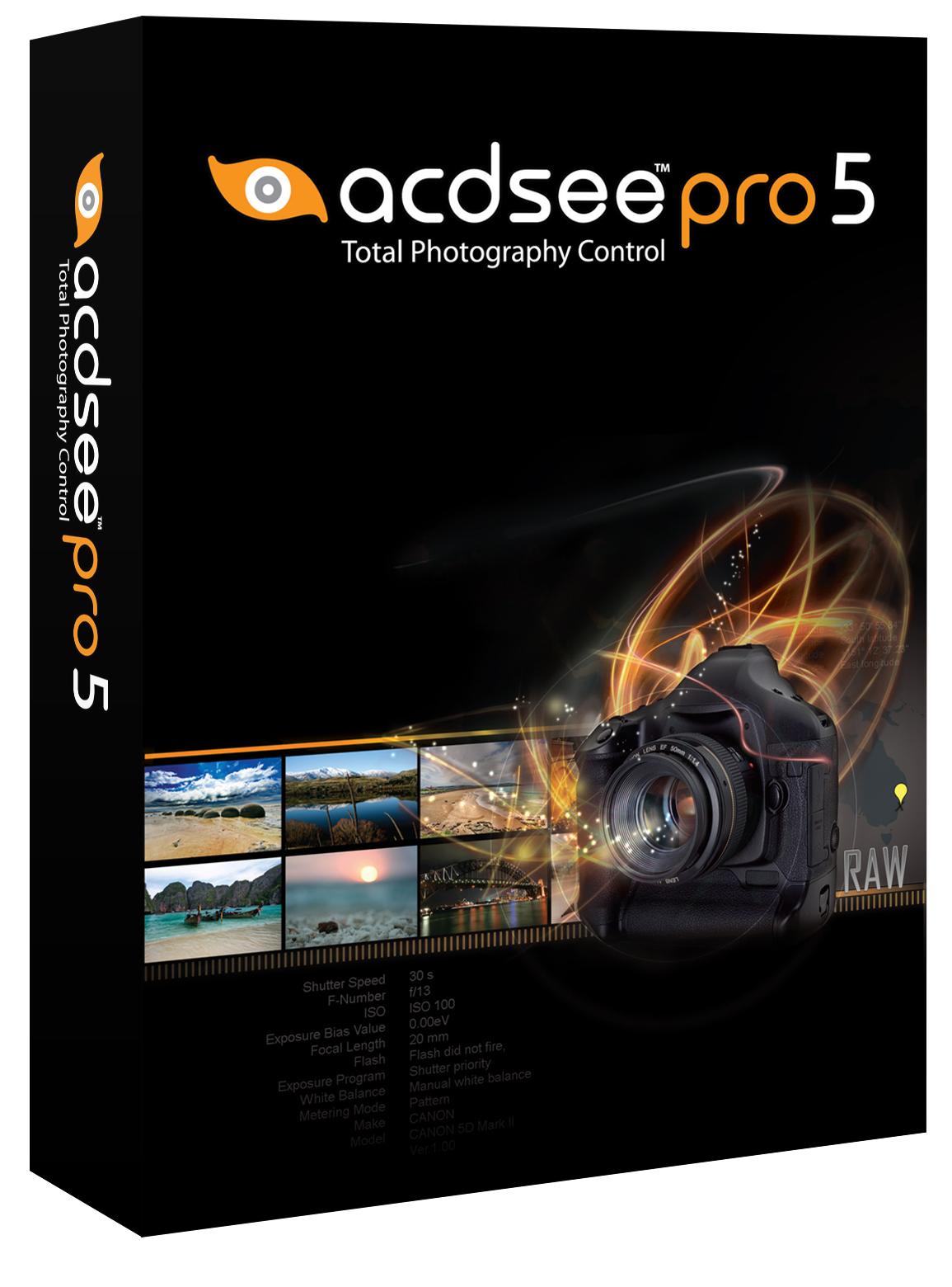 ACDSee Pro v5.2 Build 157 Portable (от 19 апреля 2012) .